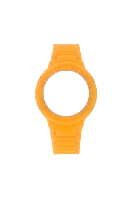 Bracelete WATX Silicone Original Glow Laranja