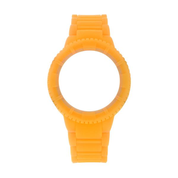 Bracelete WATX Silicone Original Glow Laranja COWA1031