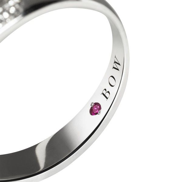 Anel BOW HAPPY Will You Marry Me? BH.AN.0118.0053