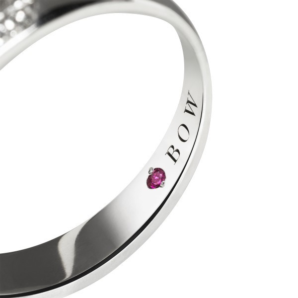 Anel BOW HAPPY Will You Marry Me? BH.AN.0118.0001