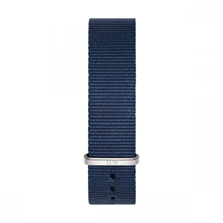Bracelete DANIEL WELLINGTON Tecido Nato Bayswater Azul