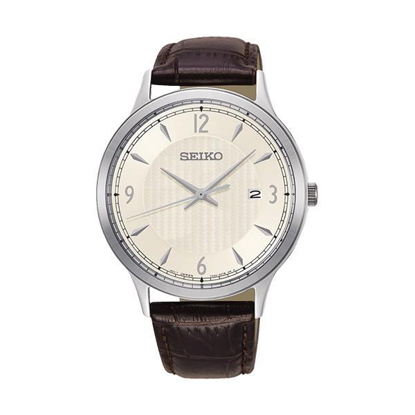 Relógio SEIKO Neo Clássico Castanho SGEH83P1