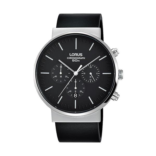 Relógio LORUS Classic Man Preto RT373GX8