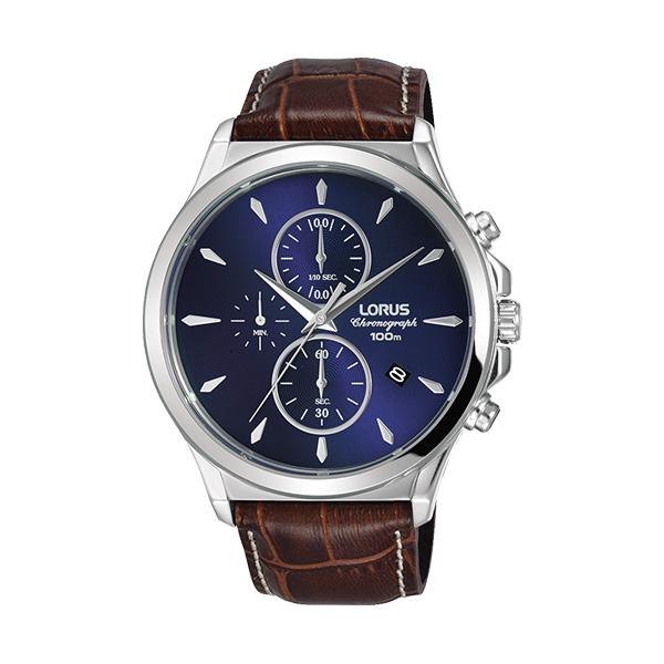 Relógio LORUS Classic Man Castanho RM397EX8