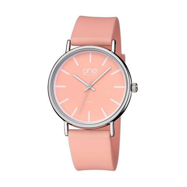 Relógio ONE Pale Rosa OM1886RR81P
