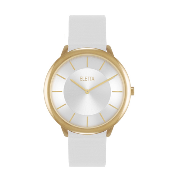 Relógio ELETTA Sterling Branco ELA315LBBG