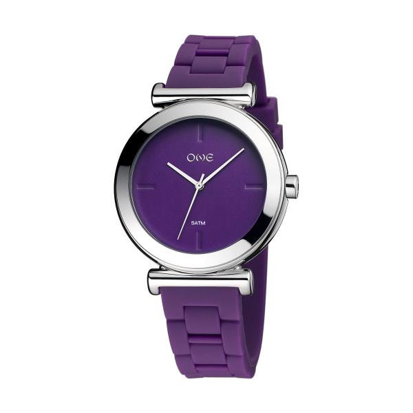 Relógio ONE NEW MATT Roxo OM2100RO81T