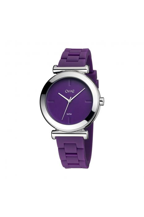 Relógio ONE NEW MATT Roxo