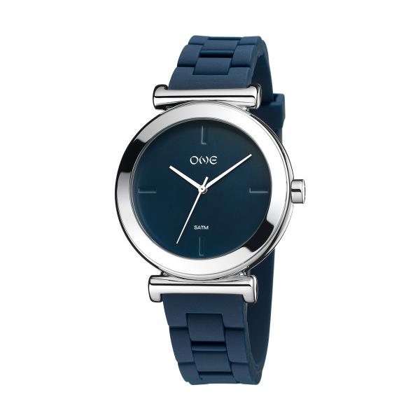 Relógio ONE NEW MATT Azul OM2100AA81T