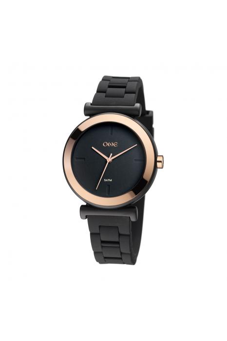 Relógio ONE NEW MATT Preto
