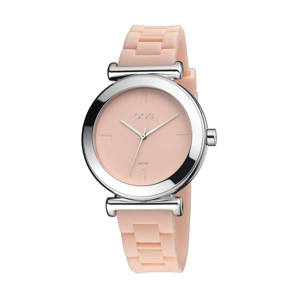 Relógio ONE NEW MATT Rosa OM2100RA81T