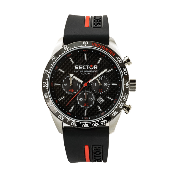 Relógio SECTOR 245 Preto R3271786022