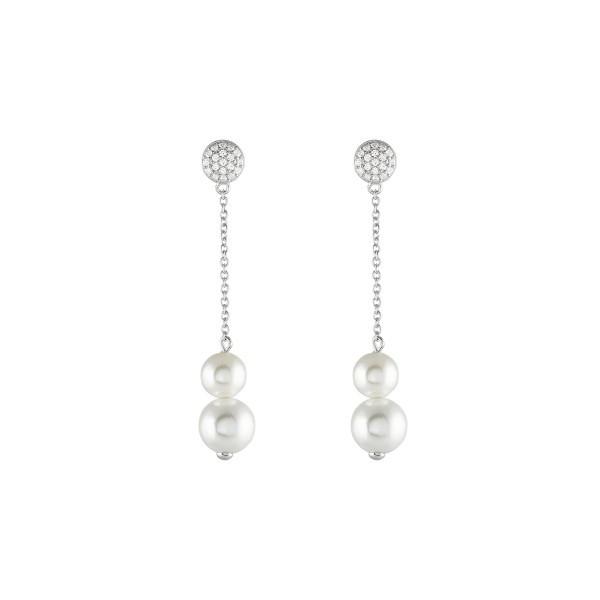 Brincos UNIKE JEWELLERY Pearls UK.BR.1204.0068
