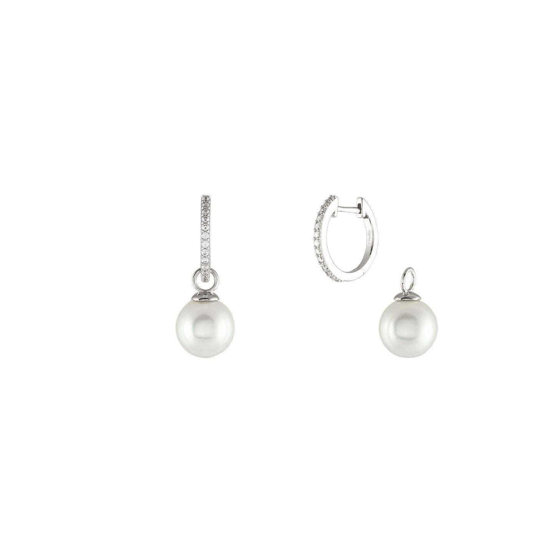 Brincos UNIKE JEWELLERY Pearls