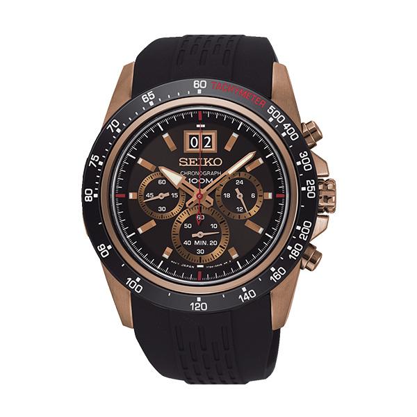 Relógio SEIKO Neo Sports Preto SPC250P1