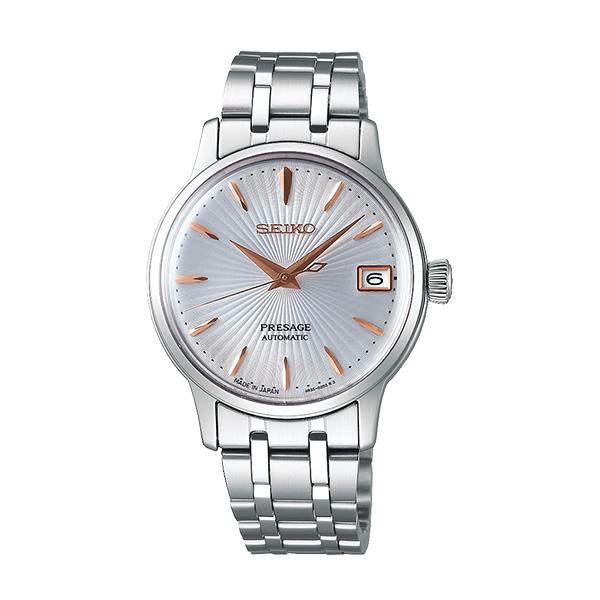 Relógio SEIKO Presage Prateado SRP855J1EST