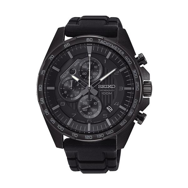 Relógio SEIKO Neo Sports Preto SSB327P1