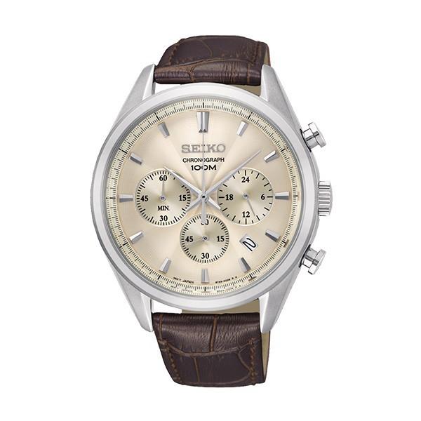 Relógio SEIKO Neo Classic Castanho SSB293P1