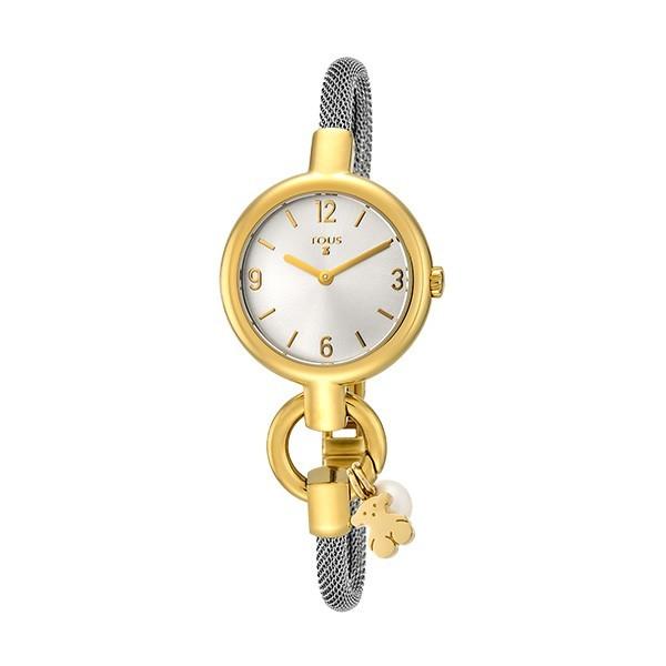 Relógio Tous Hold Prateado 800350860