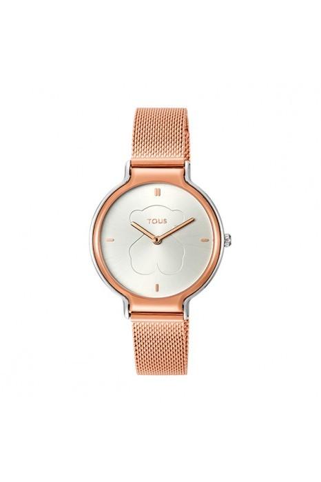 Relógio TOUS Real Bear Ouro Rosa