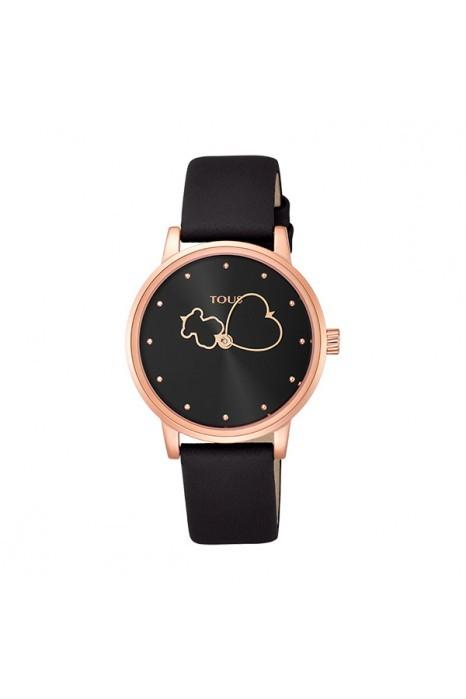 Relógio TOUS Bear Time Preto