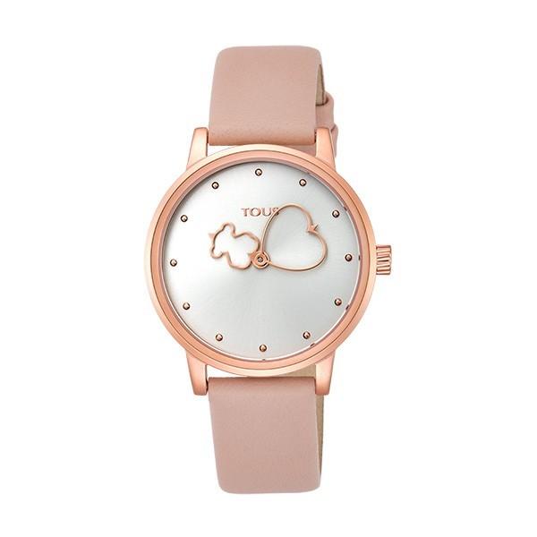 Relógio TOUS Bear Time Ouro rosa 800350925