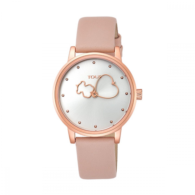 Relógio TOUS Bear Time Ouro rosa