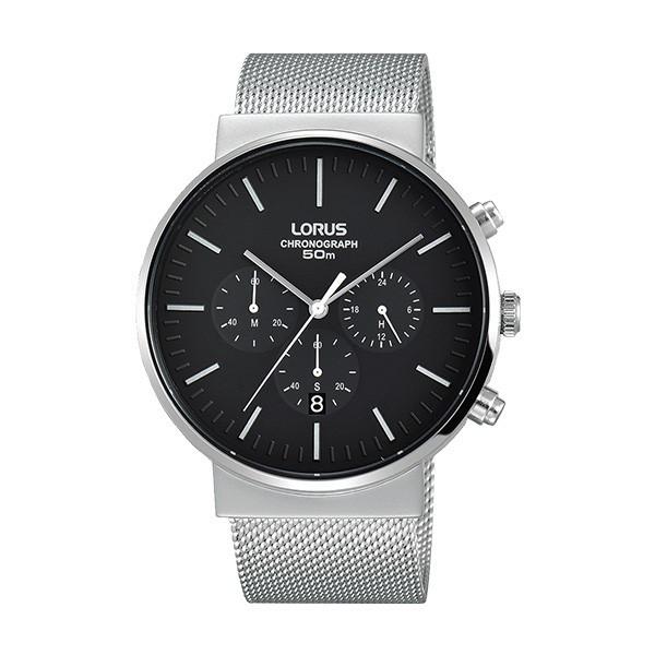 Relógio LORUS Classic Man Prateado RT373GX9