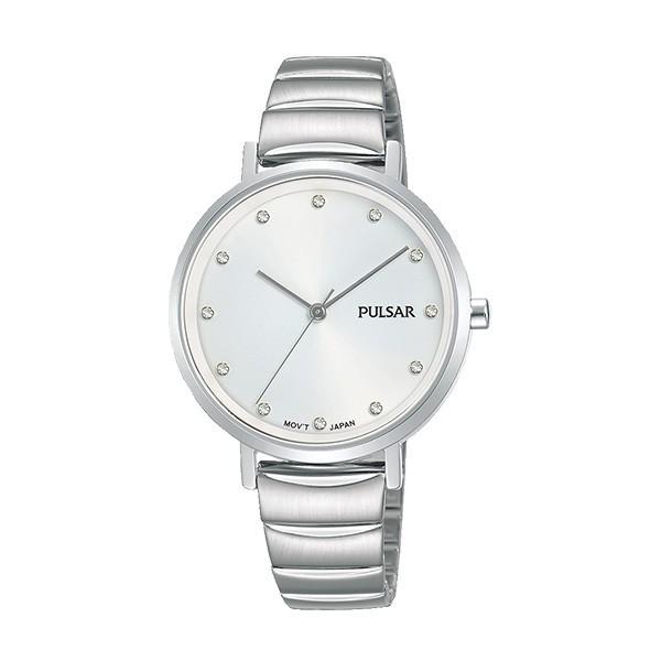 Relógio PULSAR Casual Prateado PH8403X1