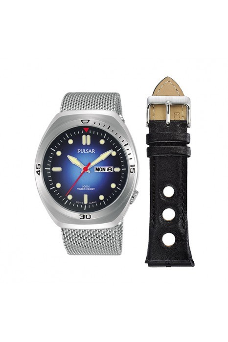 Relógio PULSAR X Prateado