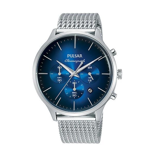 Relógio PULSAR Business Prateado PT3893X1
