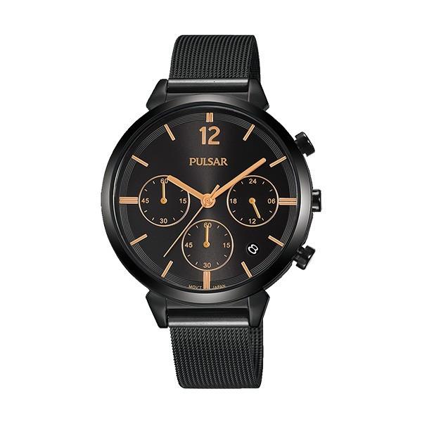 Relógio PULSAR Casual Preto PT3945X1