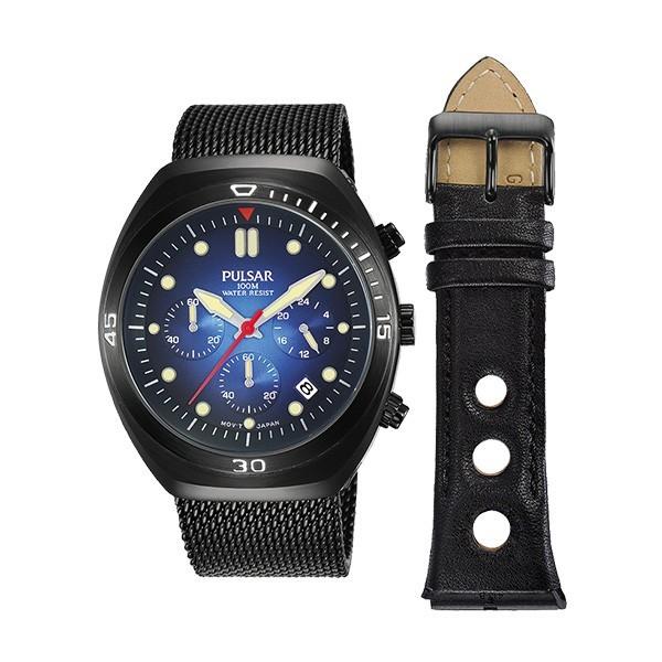 Relógio PULSAR X Preto PT3951X2