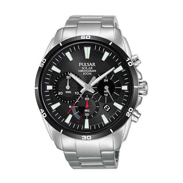 Relógio PULSAR Active Prateado PZ5059X1