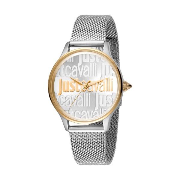 Gift Set JUST CAVALLI Relaxed Relógio e Pulseira JC1L032M0295