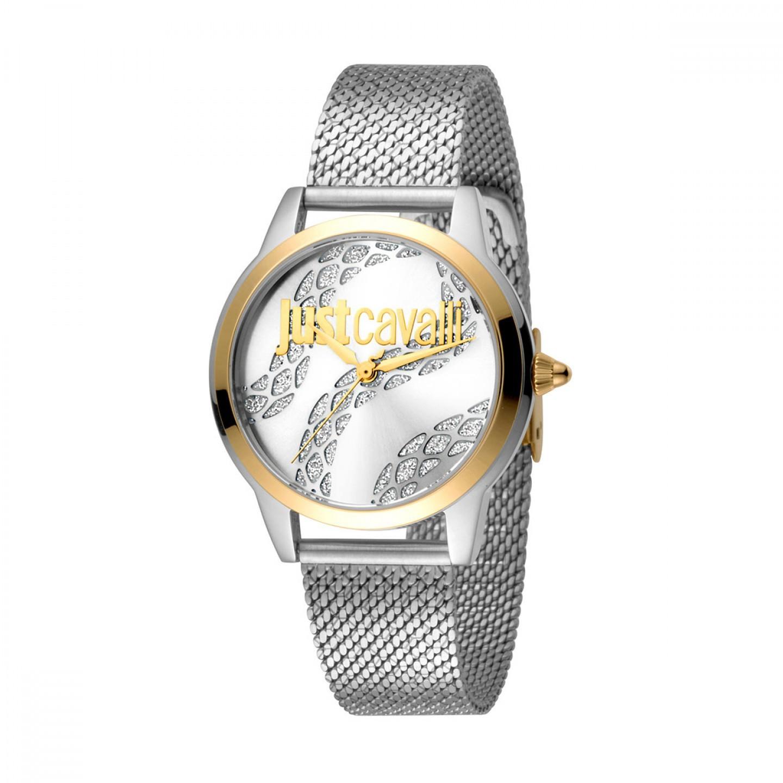 Relógio JUST CAVALLI  Logo Bicolor