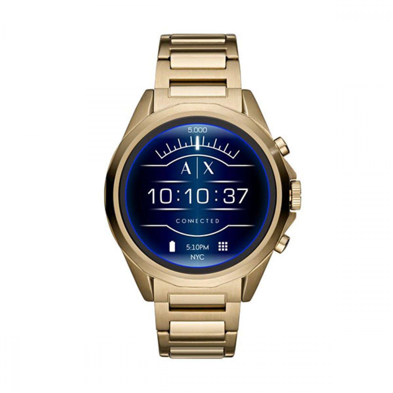 0f9fafb546e Relógio Inteligente ARMANI EXCHANGE Connected (Smartwatch) - AXT2001 ...
