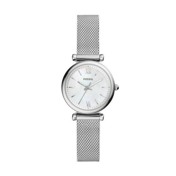 Relógio FOSSIL Carlie Prateado ES4432