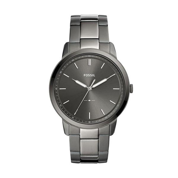 Relógio FOSSIL Minimalist Cinzento FS5459