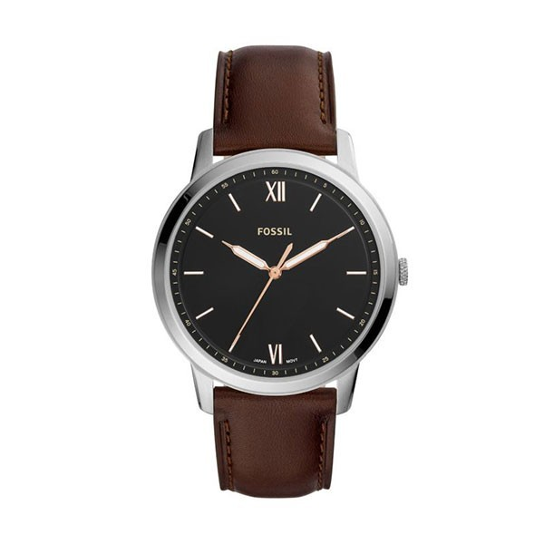 Relógio FOSSIL Minimalist Castanho FS5464