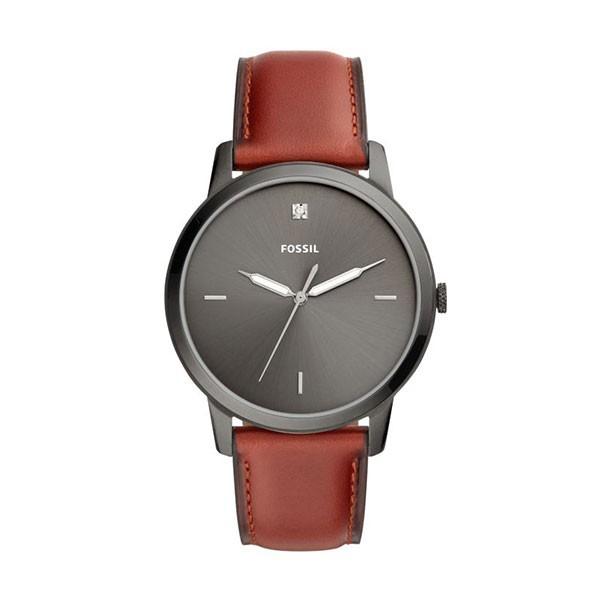 Relógio FOSSIL Minimalist Castanho FS5479
