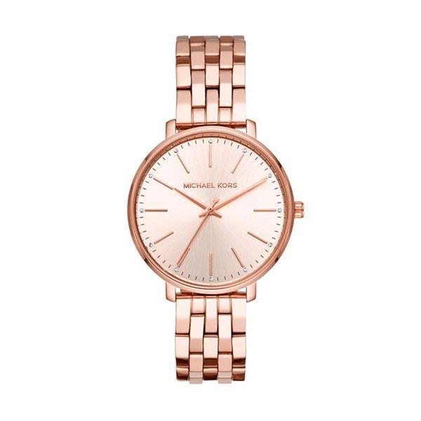 Relógio MICHAEL KORS Pyper Ouro Rosa MK3897