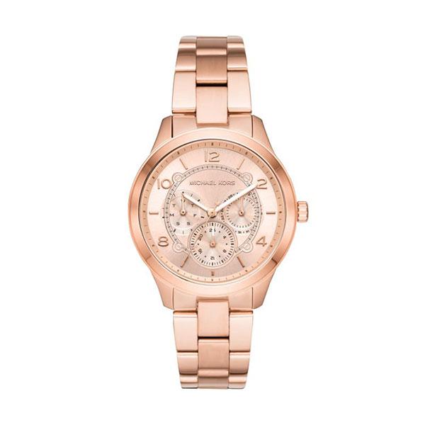 Relógio MICHAEL KORS Runway Ouro Rosa MK6589