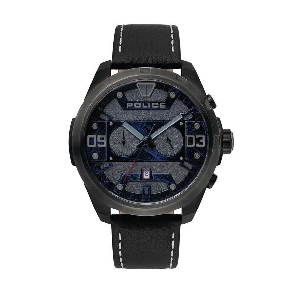 Relógio POLICE Dash Azul P15365JSBU61