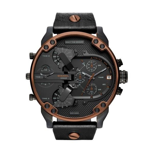 Relógio DIESEL Daddy Series Preto DZ7400