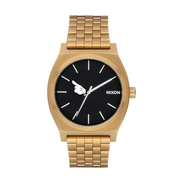 Relógio NIXON Time Teller Dourado (Mickey) A045-3097