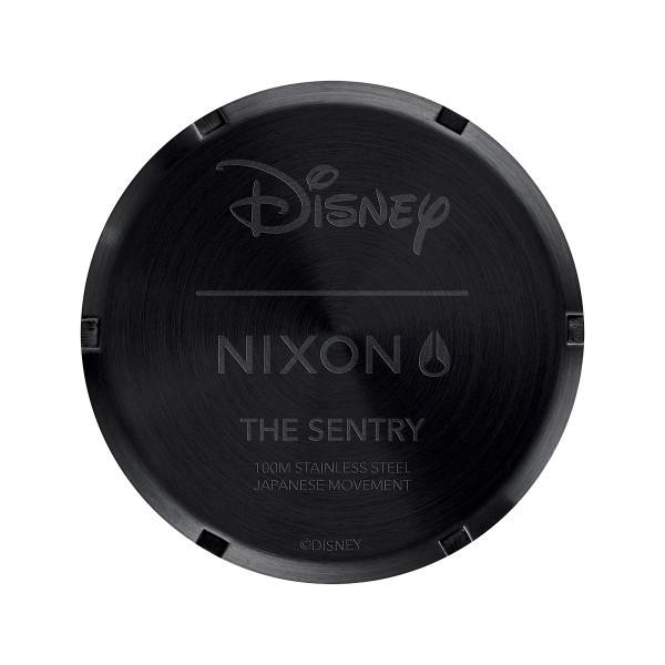 Relógio NIXON Sentry Preto A105-3093