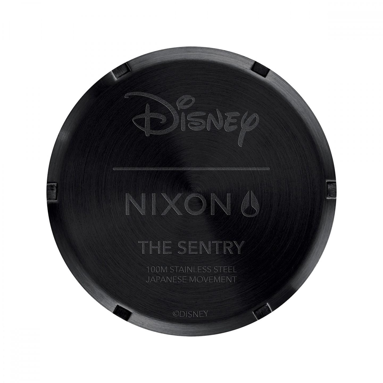 Relógio NIXON Sentry Preto (Mickey)