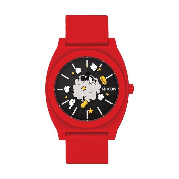 Relógio NIXON Time Teller Vermelho (Mickey) A119-3098