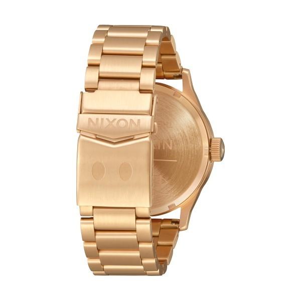 Relógio NIXON Sentry Dourado A356-3092